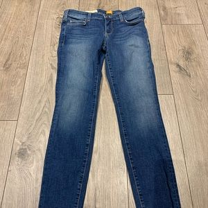 Anthro pilcro and the letterpress Jeans 28